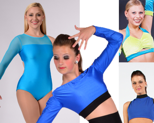 Tops & Leotards