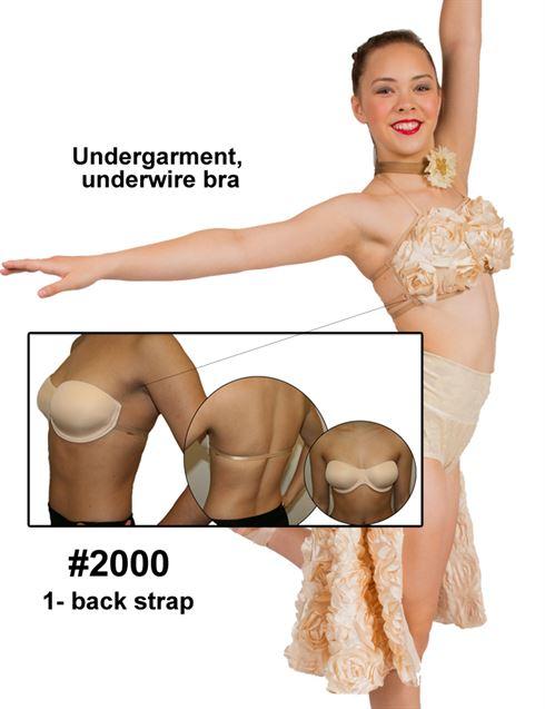 2000 Undergarment bra