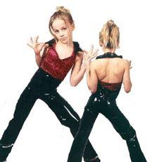 Unitard 412 Pumpers Dancewear