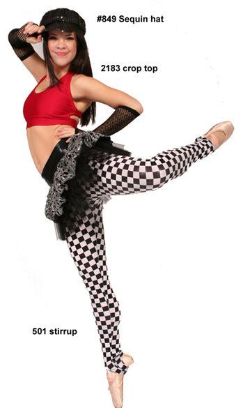 Tight 501st Pumpers Dancewear