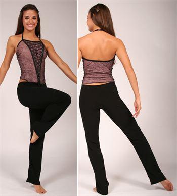 Pant 566 - boot|Pumpers Dancewear
