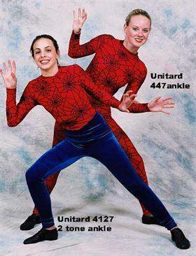 Biketard 4127 Pumpers Dancewear