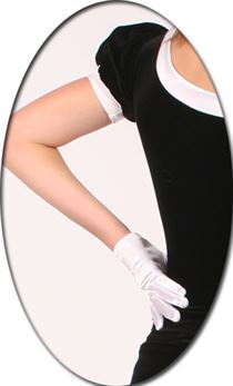 #811 - Short Glove|Pumpers Dancewear