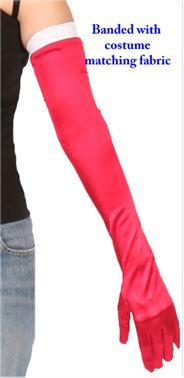 #814 - Banded Gaunlet|Pumpers Dancewear
