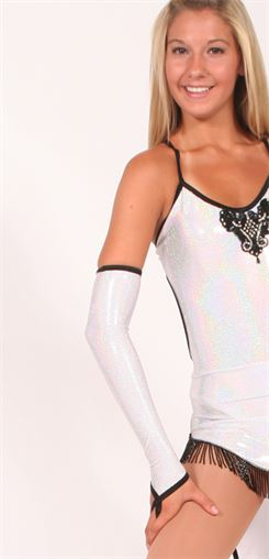 #820TR Pumpers Dancewear