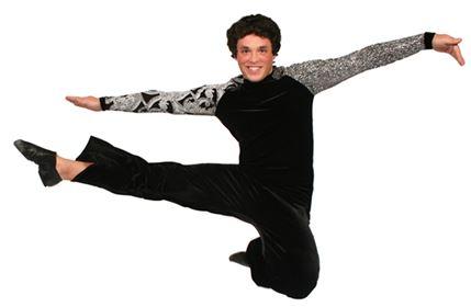Top 2286 As Shown|Pumpers Dancewear