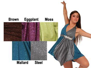#987 Luxor Pumpers Dancewear