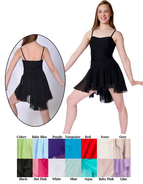 6301 Chiffon|Pumpers Dancewear