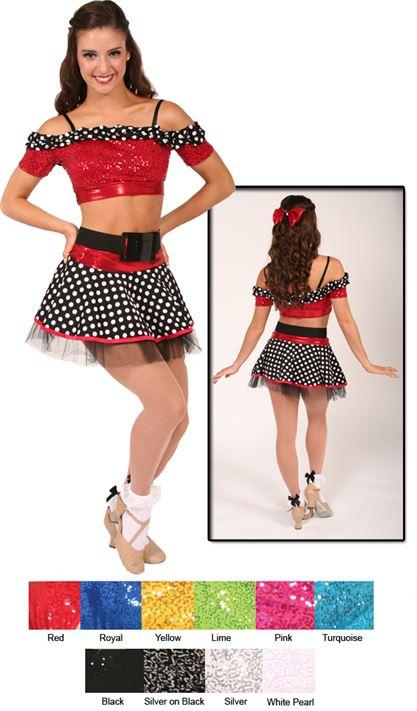 80142 - At the Hop|Pumpers Dancewear