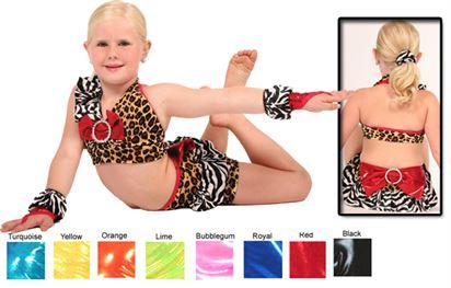 80307 - Animal|Pumpers Dancewear