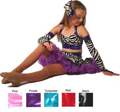 80311 -Animal|Pumpers Dancewear