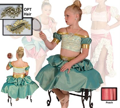 80634 - PumperElla 1 CL AND 1 AS|Pumpers Dancewear