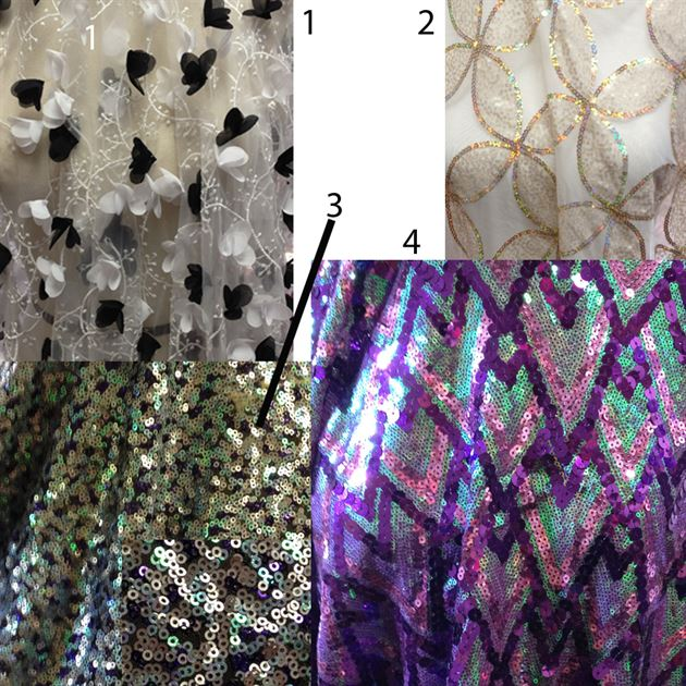 Clearance Fabric #A