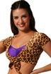 #284 - Tie Top|Pumpers Dancewear