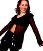 #295 - Cover-Up Top Pumpers Dancewear