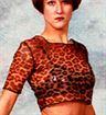 #293 - Cover-up Crop Top Pumpers Dancewear