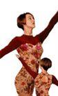 Biketard 457 Pumpers Dancewear