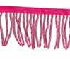 #9051 Colored 2in. Beaded  Fringe|Pumpers Dancewear