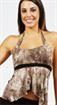 2241 - Halter top Pumpers Dancewear