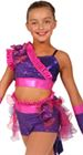 80385 Pink & Purple|Pumpers Dancewear
