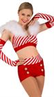 80750 - Candy Cane|Pumpers Dancewear