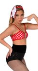 9013- Pin-Up Girl - Adult Small