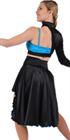 80604 - Satin AS Pumpers Dancewear