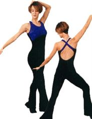 Unitard 491 Pumpers Dancewear