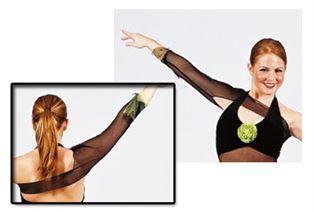 #804 - Add-a-Sleeve|Pumpers Dancewear
