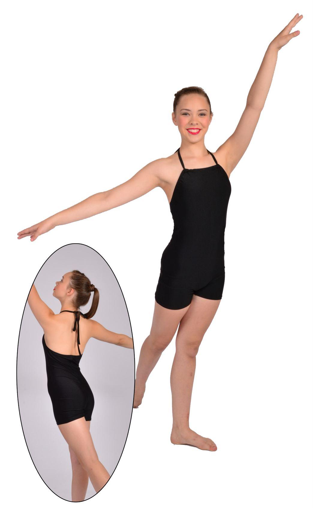 Biketard 485 Pumpers Dancewear