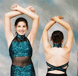 Biketard 4119 Pumpers Dancewear