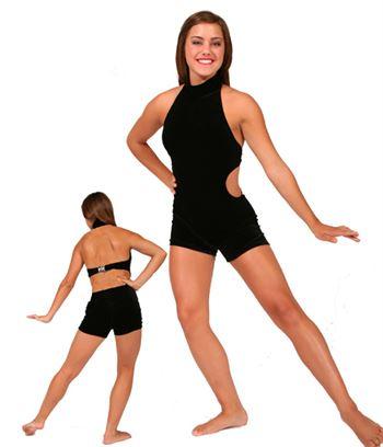 Biketard 4132 Pumpers Dancewear