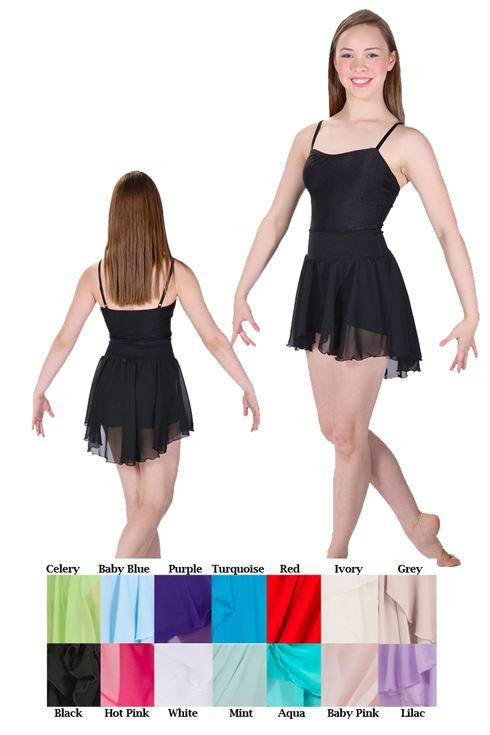 6300 Chiffon Pumpers Dancewear