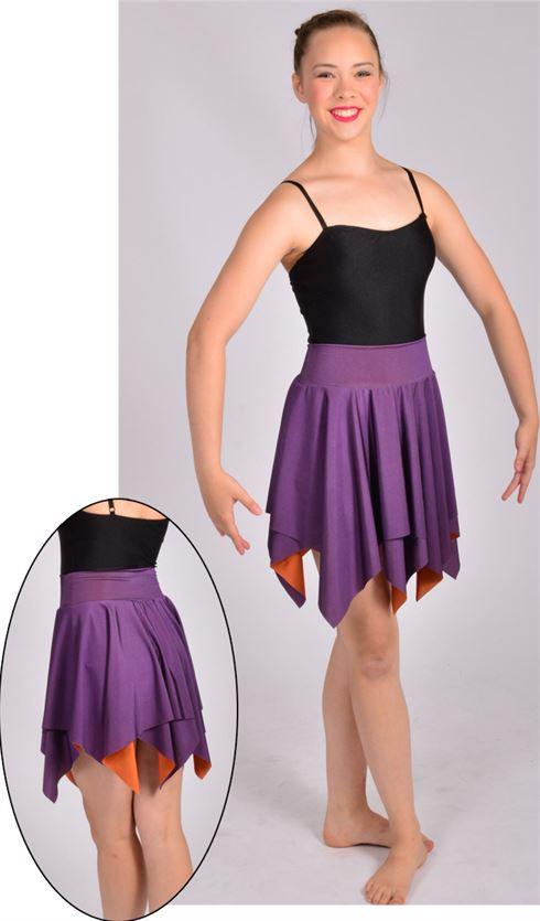 Skirt 653|Pumpers Dancewear