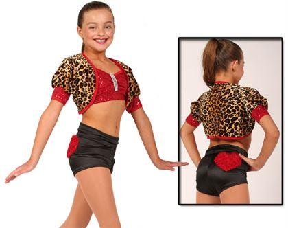 80560 - Heartbreaker|Pumpers Dancewear
