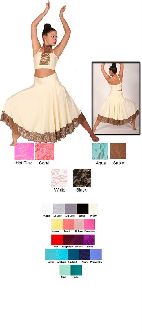 80372 - Lace|Pumpers Dancewear