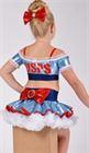 80743 - Mr Postman Pumpers Dancewear