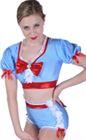 80754 - Gingham Pumpers Dancewear