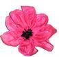 #FP6 BIG Organza Flower Pin/Clip Pumpers Dancewear