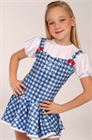 80042 - Dorothy - Gingham|Pumpers Dancewear
