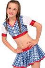 80044 - Dorothy 2pc Sequin Gingham|Pumpers Dancewear