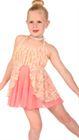 80366 Sequin Lace Pumpers Dancewear