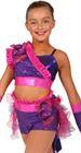 80385 Pink & Purple Pumpers Dancewear