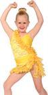 80402 - Lace & Sequin Pumpers Dancewear