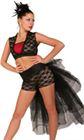 80411 - Sequins Pumpers Dancewear