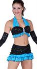 80425 - Sequins Pumpers Dancewear
